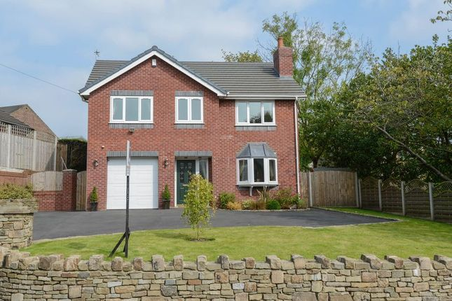 4 bed detached house for sale in Wigan Road, Skelmersdale