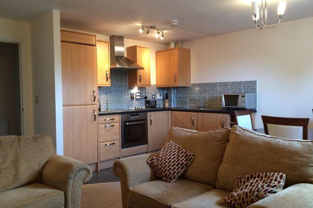 Thumbnail Flat to rent in Vintner Road, Abingdon