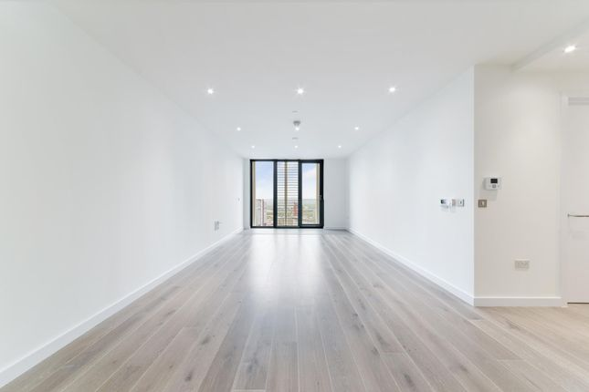 Thumbnail Flat for sale in Stratosphere, Stratford, London