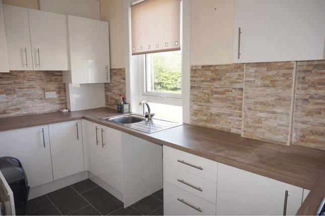 Thumbnail Flat for sale in Hayfield, Falkirk