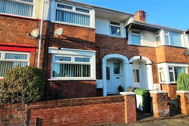 Thumbnail Terraced house to rent in Old Chester Road, Birkenhead, Wirral, Merseyside