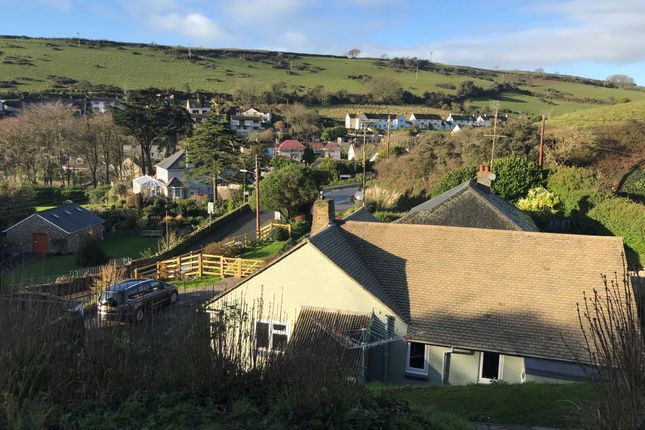 Thumbnail Detached bungalow for sale in Earl's Drive, Kingsand, Cornwall