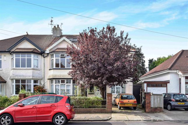 Thumbnail Maisonette for sale in Henley Grove, Westbury-On-Trym, Bristol