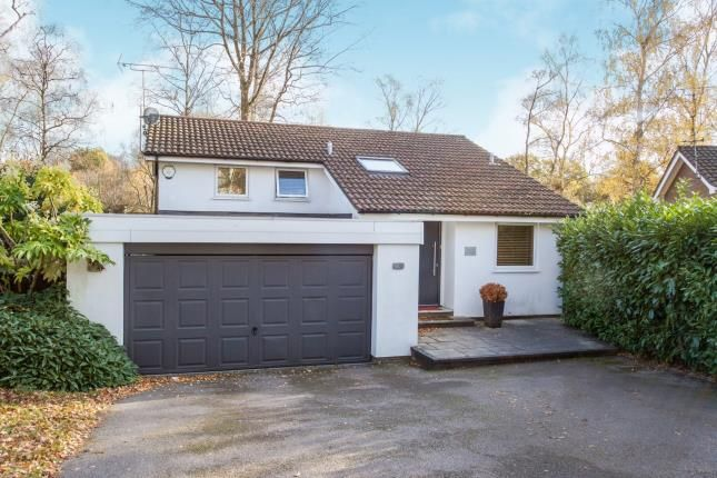 Thumbnail Detached house for sale in Woodview Close, Bassett, Southampton