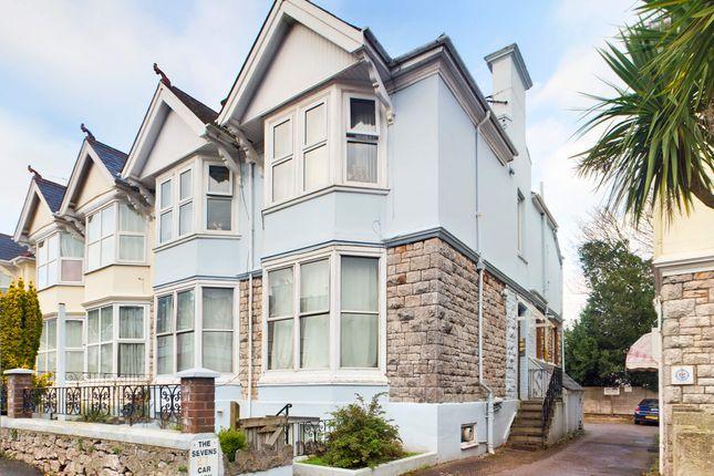 Thumbnail Block of flats for sale in Morgan Avenue, Torquay