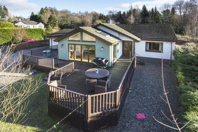 Thumbnail Town house for sale in Cuilc Brae, Pitlochry