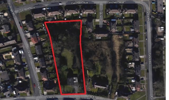 Thumbnail Land for sale in Land At St Johns Vicarage, 9 Lee Lane, Abram, Wigan