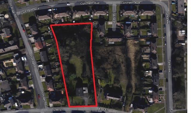 Thumbnail Land for sale in Land At St Johns Vicarage, 9 Lee Lane, Abram, Wigan