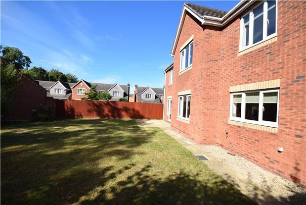 Thumbnail Detached house to rent in Lutyens Close, Stoke Park, Bristol