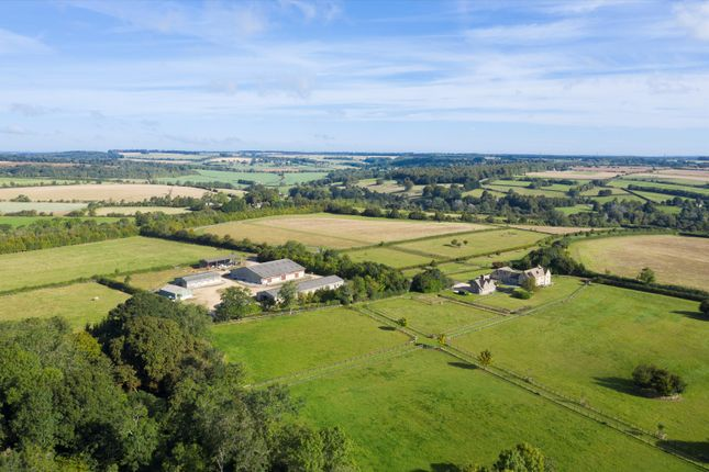 Thumbnail Detached house for sale in Pindrup Moor Farm, Coln St. Dennis, Cheltenham, Gloucestershire