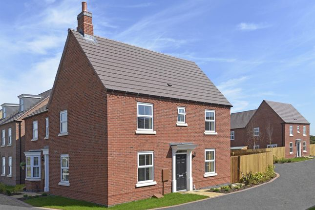 "Thumbnail Semi-detached house for sale in ""Hadley"" at Dunbar Way, Ashby-De-La-Zouch"