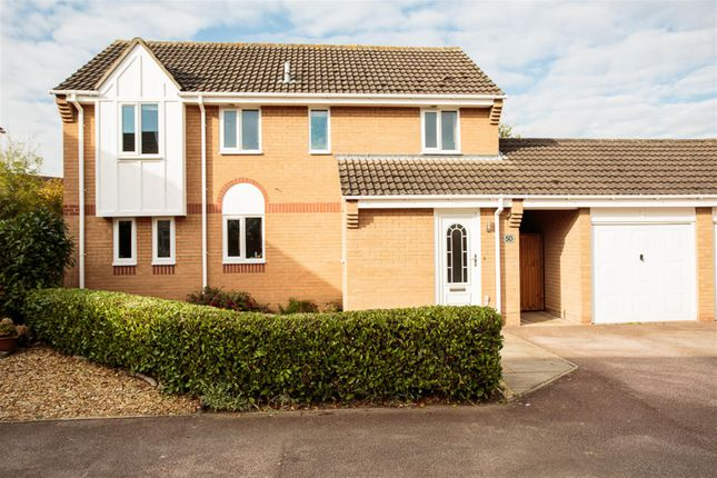 Thumbnail Detached house for sale in Cloverfield Drive, Soham, Ely