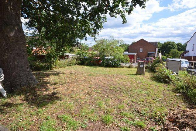 Garden of Reynolds Avenue, Chessington, Surrey. KT9