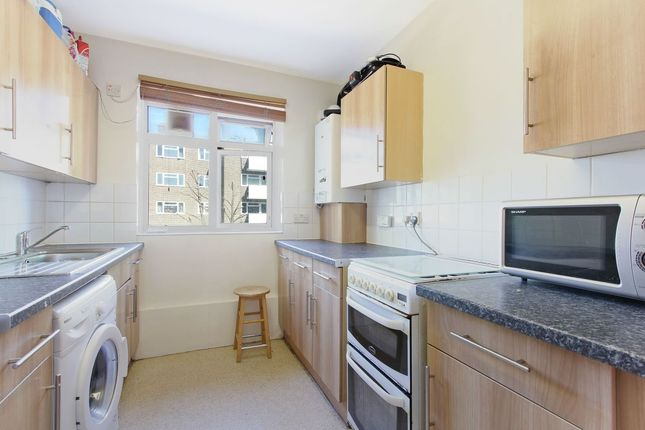 Thumbnail Flat for sale in Crawford Estate, London