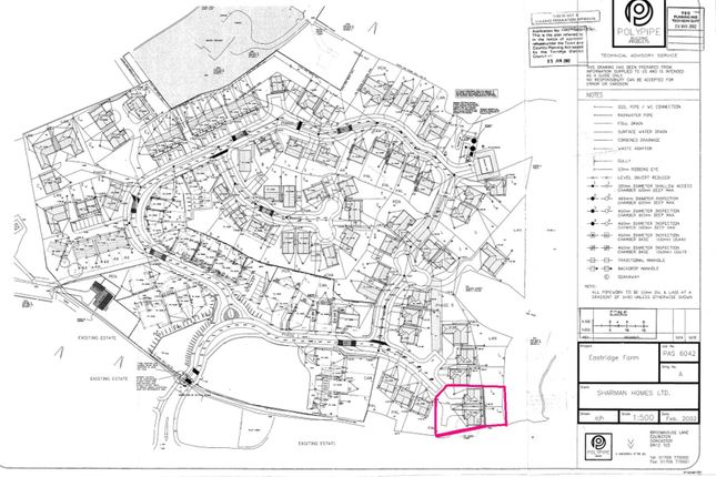 Thumbnail Land for sale in Shamwickshire Close, Bideford