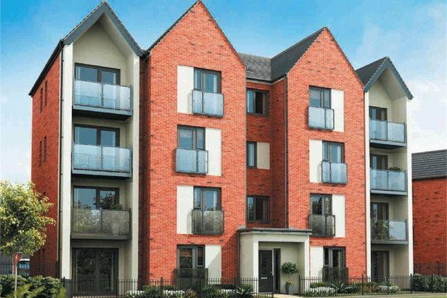 Thumbnail Flat for sale in Foxton, Caledonia Road, Fairfields, Milton Keynes