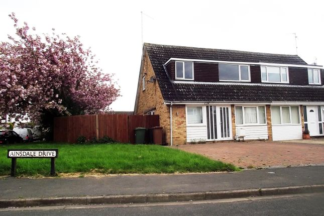 Thumbnail Property to rent in Ainsdale Drive, Werrington, Peterborough