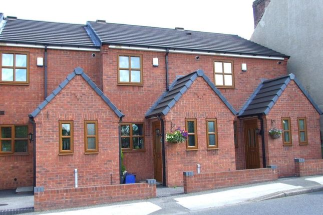 Thumbnail Terraced house to rent in Cart Road, Church Lane, South Wingfield, Alfreton