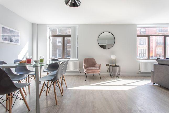 Thumbnail Flat to rent in Baker Street, London