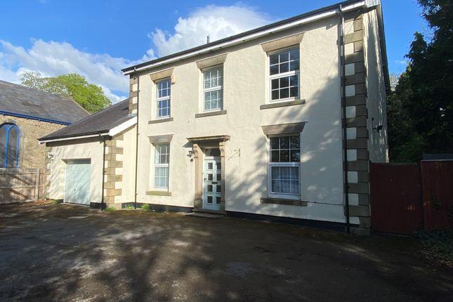 Thumbnail Detached house for sale in Church Street, Garstang, Preston