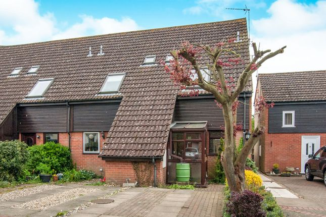 Thumbnail End terrace house for sale in Waveney Road, Diss