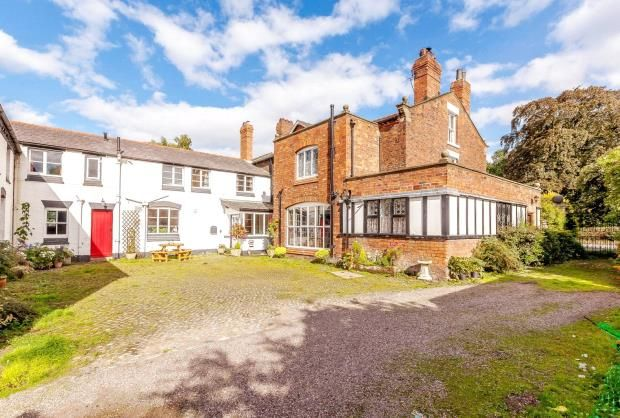 Thumbnail Property for sale in Cotebrook, Tarporley, Cheshire