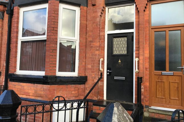 Thumbnail Flat to rent in Stockport Road, Manchester