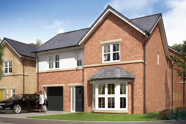 "Thumbnail Detached house for sale in ""The Norbury"" at Markle Grove, East Rainton, Houghton Le Spring"