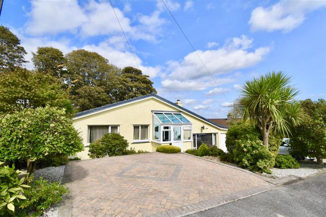 3 bed detached bungalow for sale in Penvean Close, Mabe Burnthouse, Penryn TR10