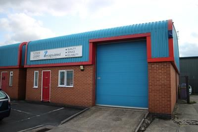 Thumbnail Light industrial to let in Unit 3A Prince William Way, Loughborough, Leics