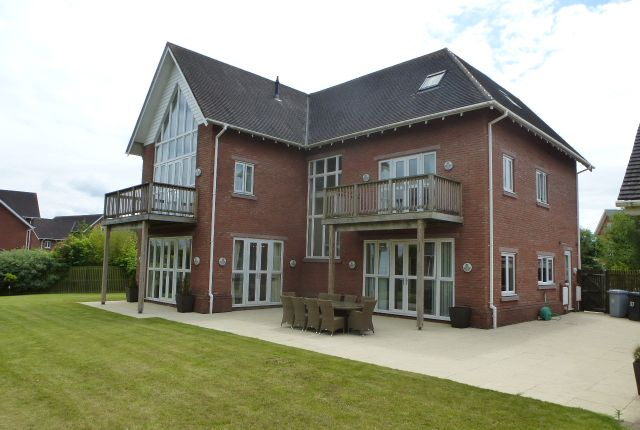 Thumbnail Detached house to rent in Freshwater Drive, Wychwood Park, Weston, Crewe, Cheshire