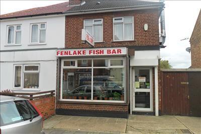 Thumbnail Restaurant/cafe for sale in 67 Fenlake Road, Bedford, Bedfordshire