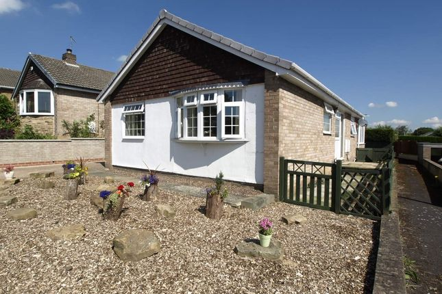 Detached bungalow for sale in Fall View, Silkstone, Barnsley