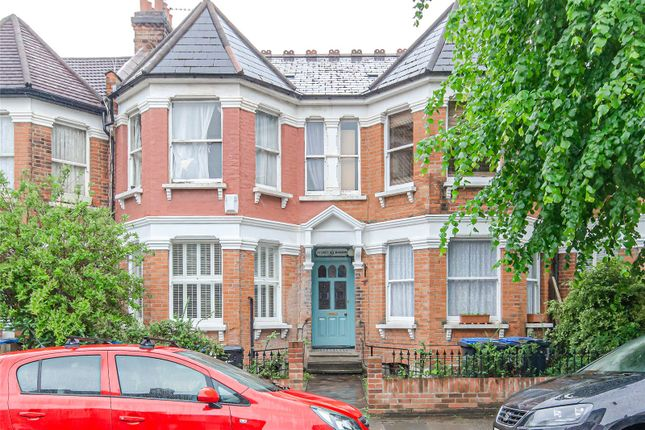 Thumbnail Flat for sale in Marlborough Road, Bowes Park, Greater London