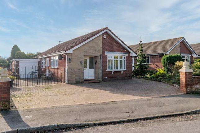 Thumbnail Detached bungalow for sale in Beaumont Drive, Ladybridge, Bolton, Lancashire.