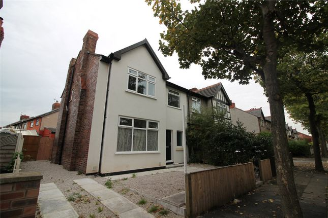 Thumbnail Semi-detached house for sale in Barnston Road, Aintree, Liverpool