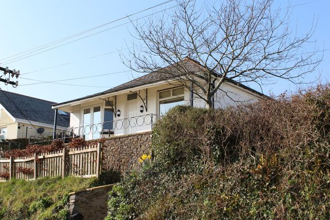 Thumbnail Detached bungalow for sale in Belle Cross Road, Kingsbridge