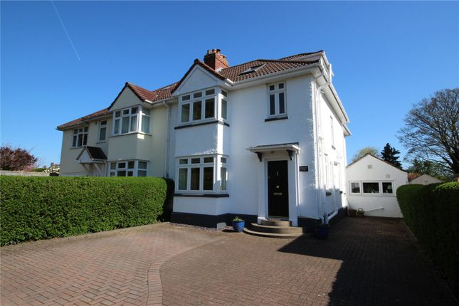 Thumbnail Semi-detached house for sale in Canford Lane, Westbury-On-Trym, Bristol