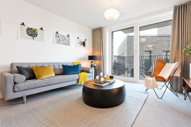 2 bedroom flat for sale in 25-27 Merrick Road, London