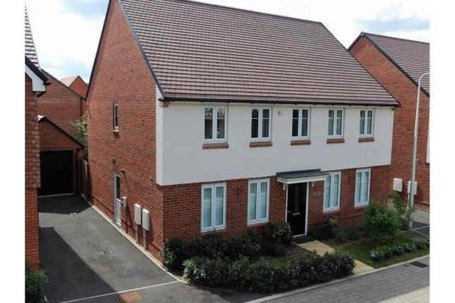 Thumbnail Detached house to rent in London Road, Wokingham