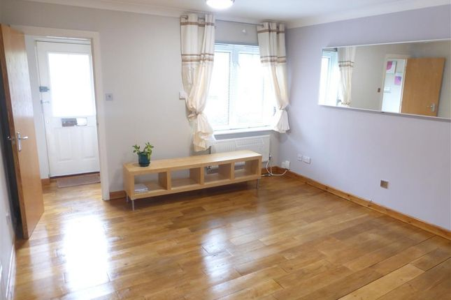Thumbnail End terrace house to rent in Grangemoor Court, Cardiff