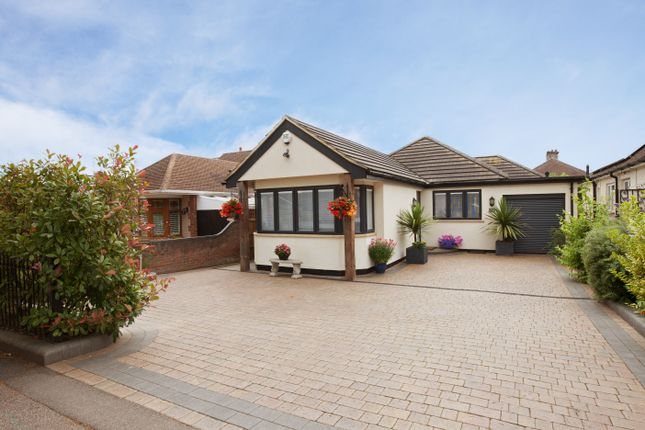 Thumbnail Detached bungalow for sale in Eastwood Road North, Leigh On Sea, Essex