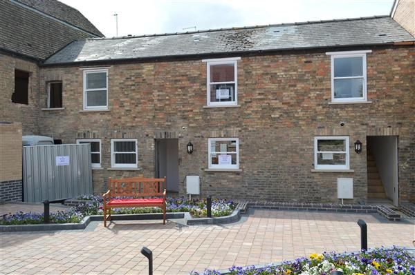 Thumbnail Flat to rent in Riverport Mews, West Street, St Ives