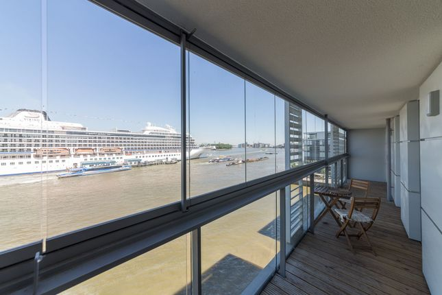 Thumbnail Flat to rent in Canary View, 23 Dowells Street, New Capital Quay, Greenwich, London