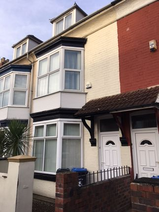 Thumbnail Terraced house to rent in Kensington Road, Middlesbrough