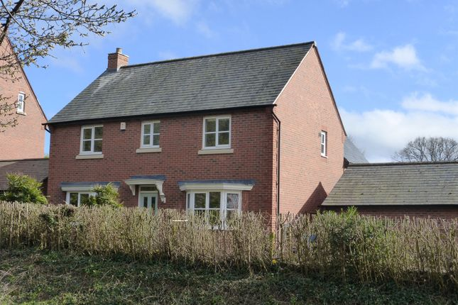 Thumbnail Detached house for sale in Tippetts Meadow, Kingstone, Hereford