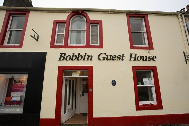 Thumbnail Town house for sale in Bobbin Guesthouse High Street, Gatehouse Of Fleet, Castle Douglas, Dumfries And Galloway.