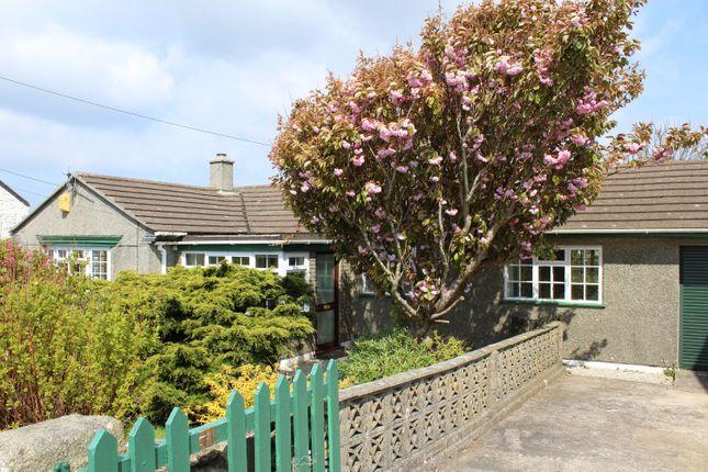 Thumbnail Detached bungalow for sale in Levant Road, Trewellard
