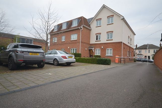 Rear External of Cranmer Court, 24 St Lawrence Road, Upminster RM14