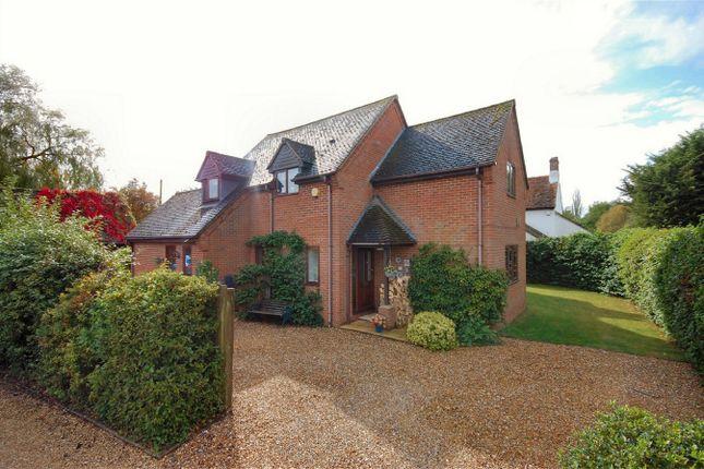 Thumbnail Detached house for sale in Burnham Road, Westcott, Buckinghamshire